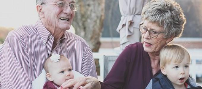 Abuelos y nietos: Relaciones y visitas